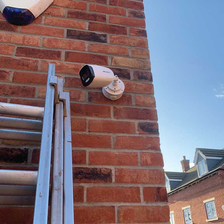 CCTV for the home